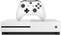 Xbox One S Wit