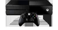 Xbox One S Zwart